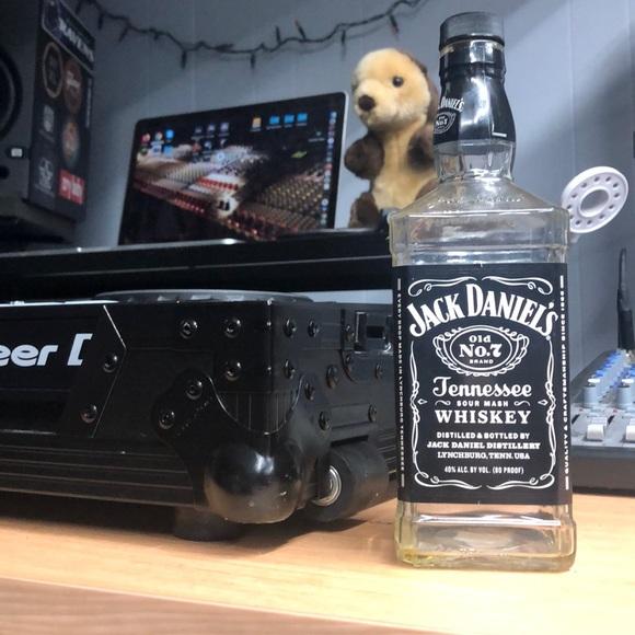 Jack Daniels Other - Empty Jack Daniels Tennessee Whiskey Bottle